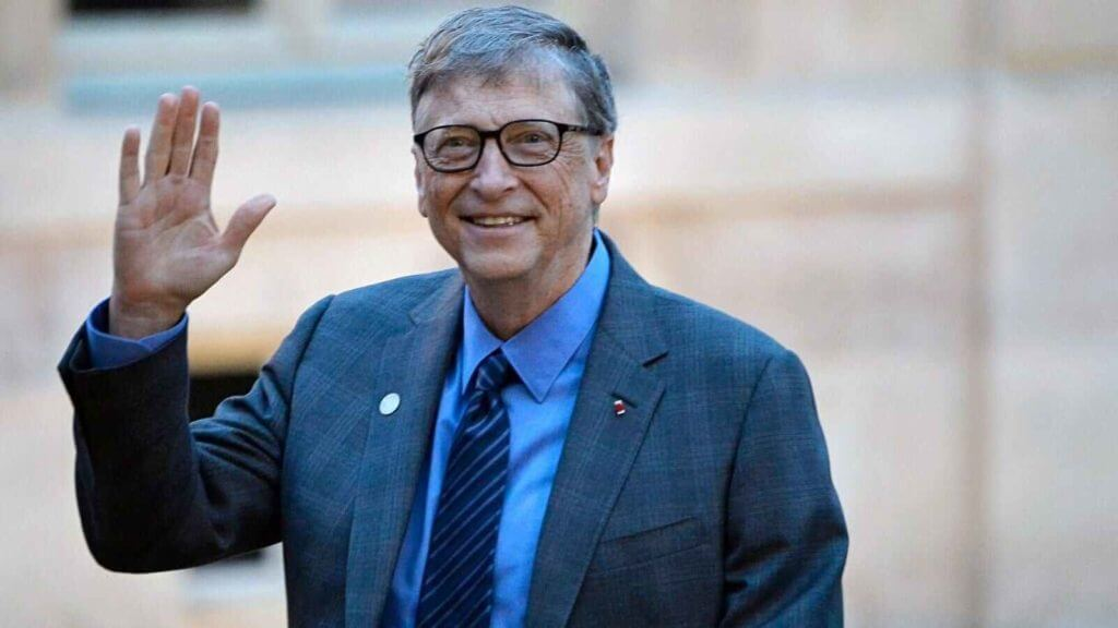 Bill Gates's  10 Rules For Success