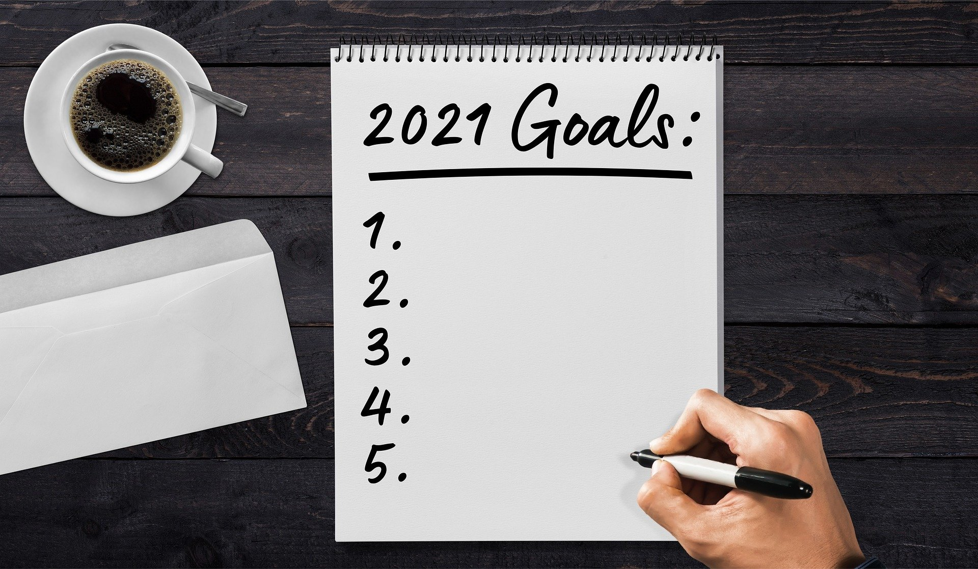 2021 goal of small business